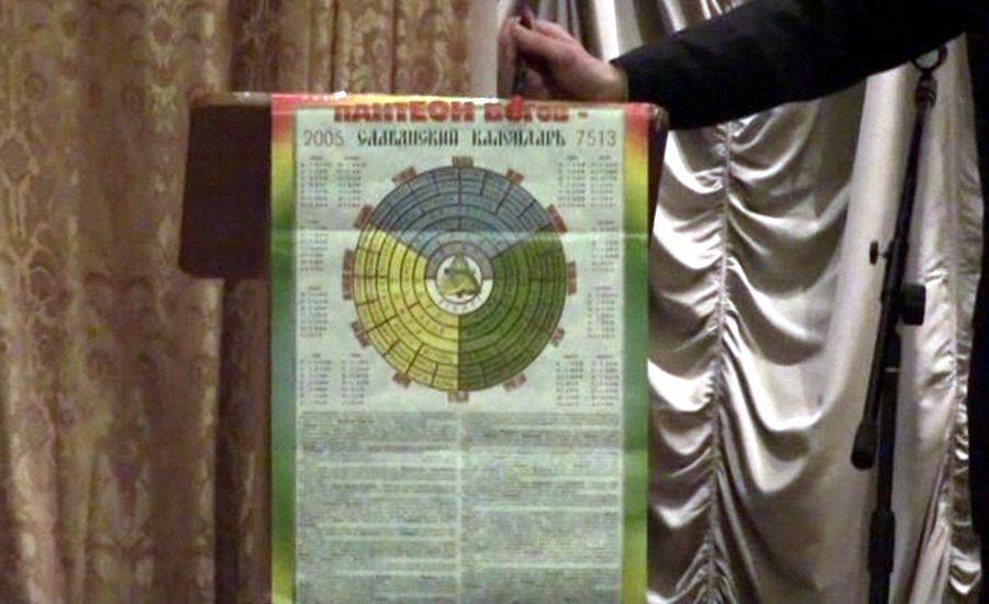 Как Древнерусский календарь лёг в основу Римского