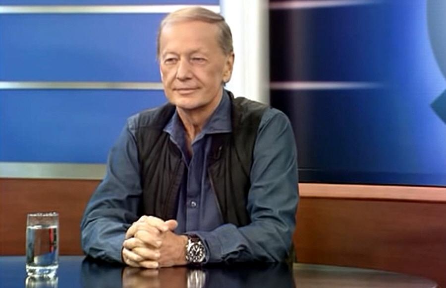 Михаил Задорнов на Латвийском телеканале ТВ5 3 декабря 2012 года