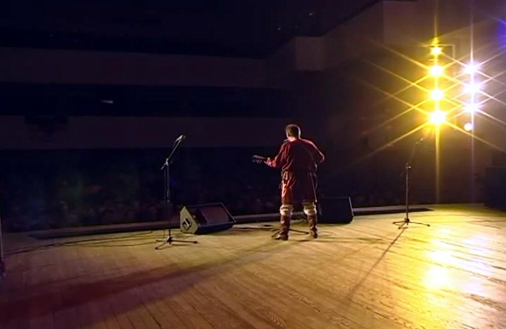 Душевная славянская песня
