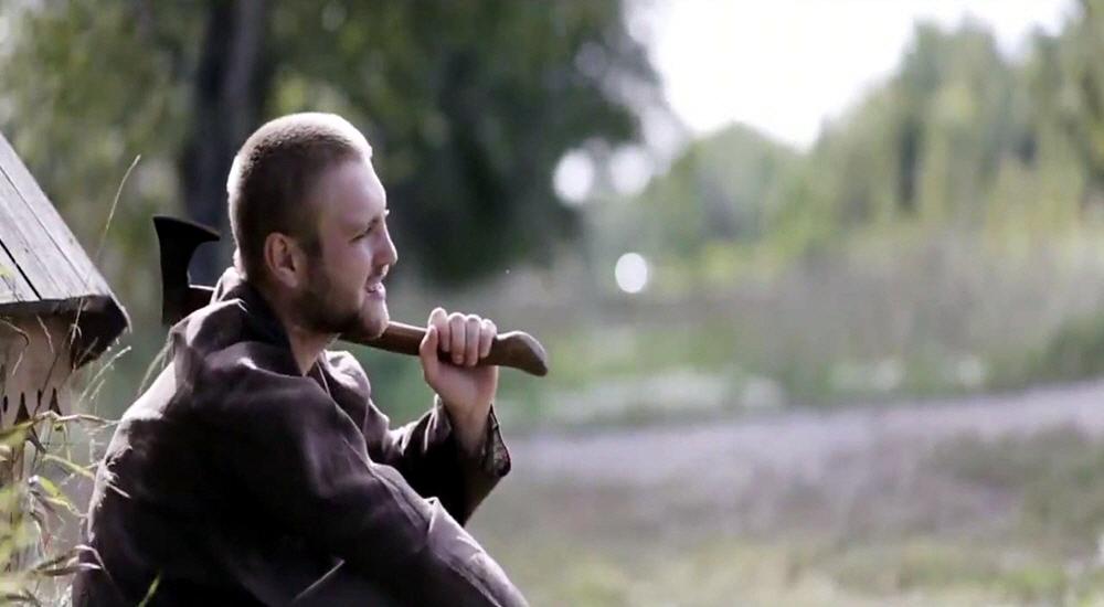 Клип музыкального коллектива Заря Садханы на песню Вдохъ