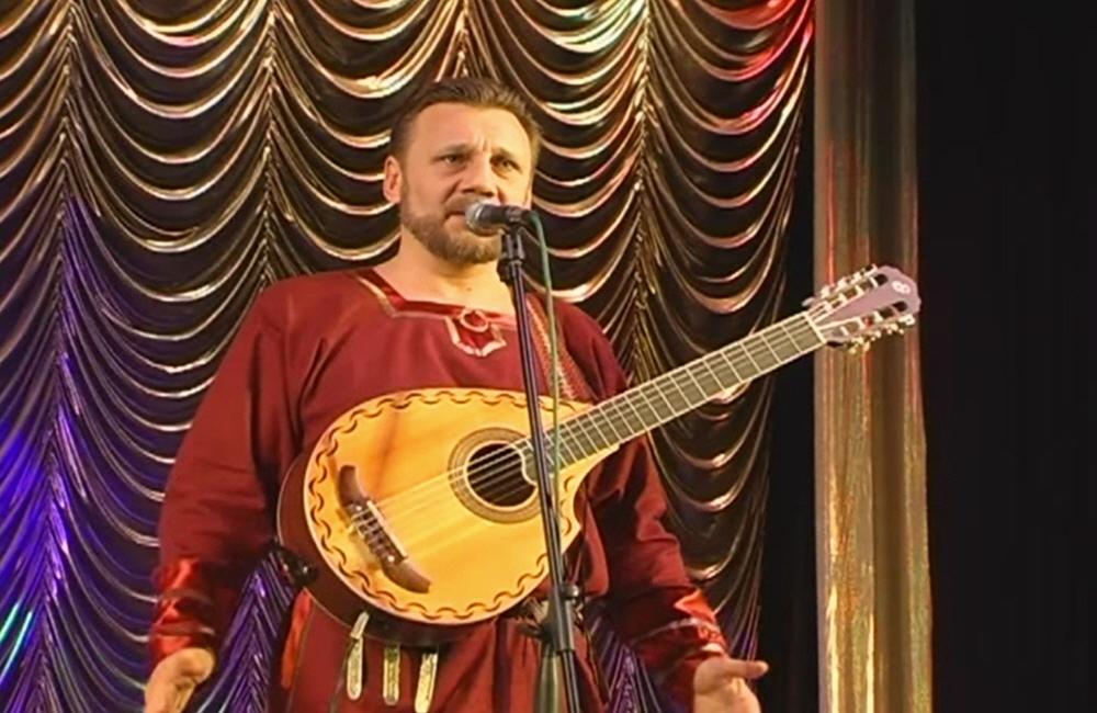 Концерт Николая Емелина в Москве 23 апреля 2010 года