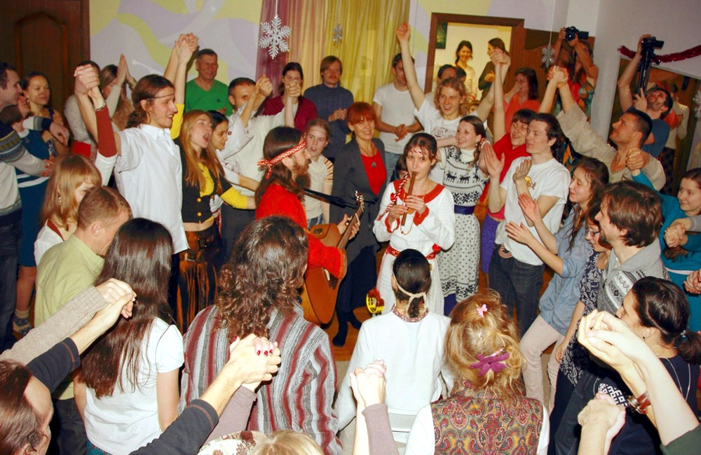 Концерт группы АураМира