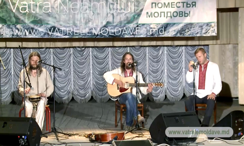 Концерт организованный сообществом Родовых Поместий Молодовы