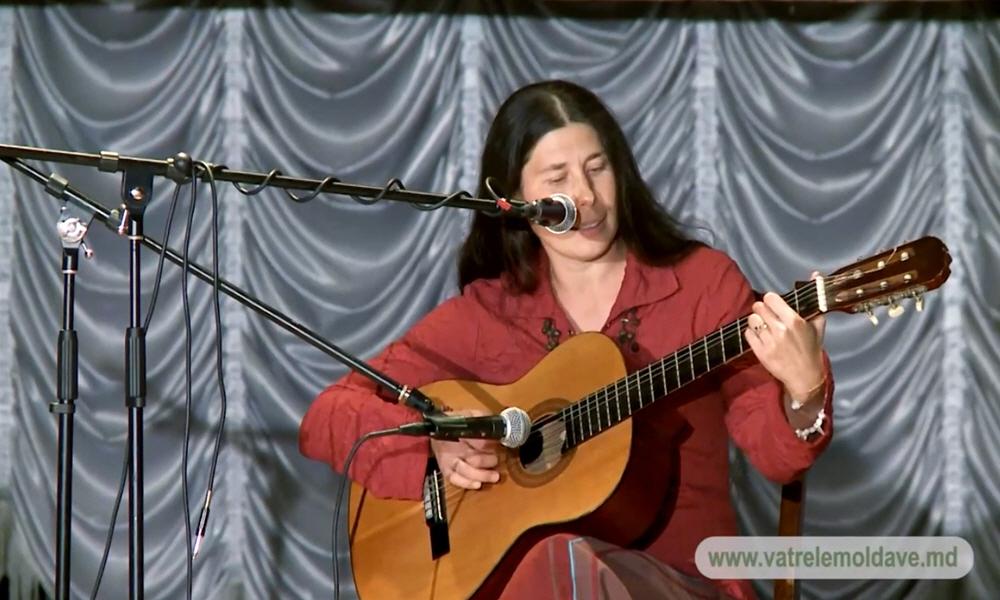 Певица Власа из Кишинева