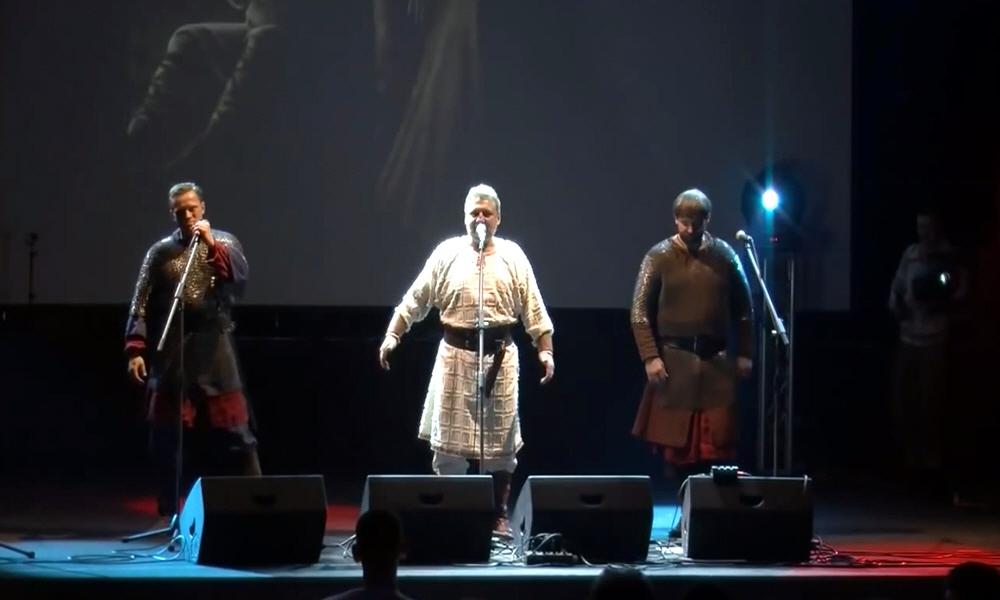 Русский концерт Николая Емелина