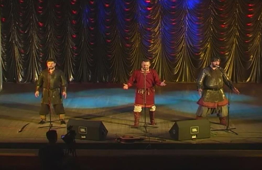 Славянская национальная музыка