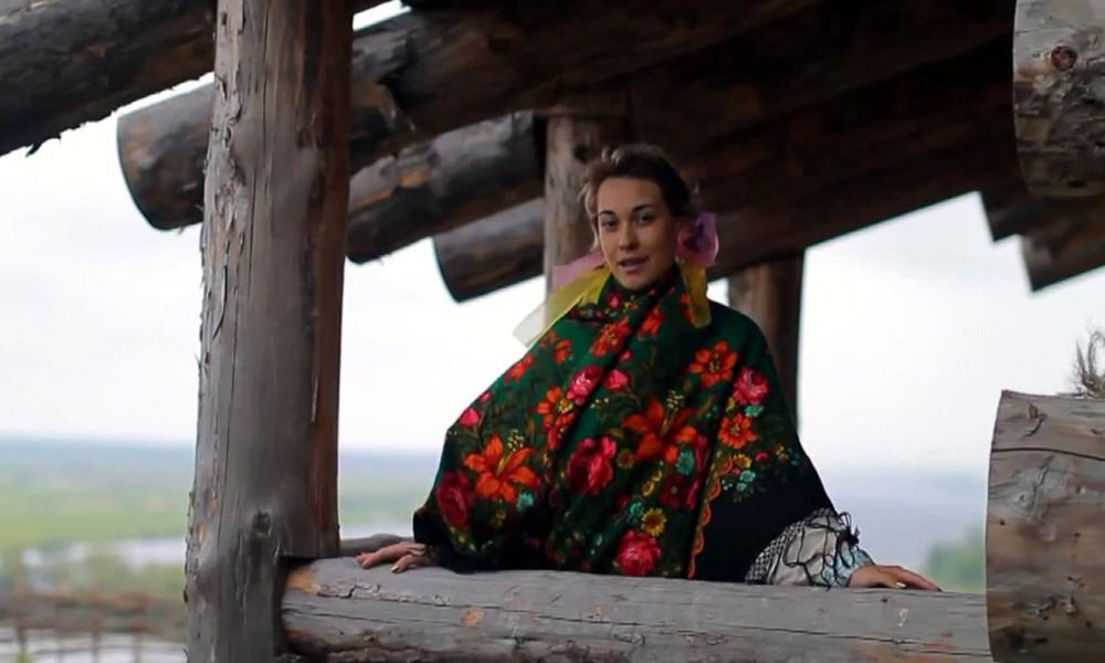 Славянская певица Млада