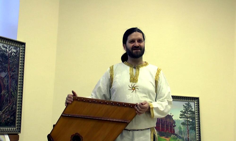 Славянские Песни гусляра Владимира Владимира