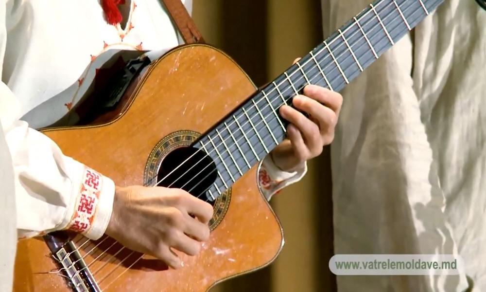 Славянские песни под гитару