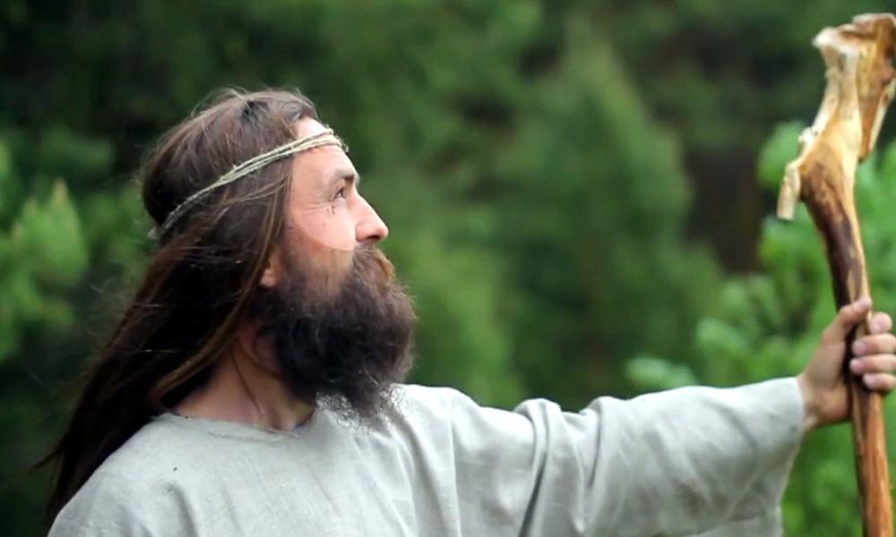 Славянский Ведун Жрец