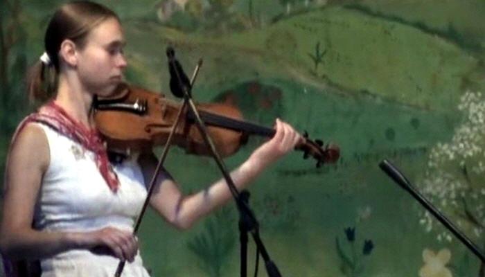 Славянский музыкальный концерт на фестивале Восхождение в Геленджике в 2010 году