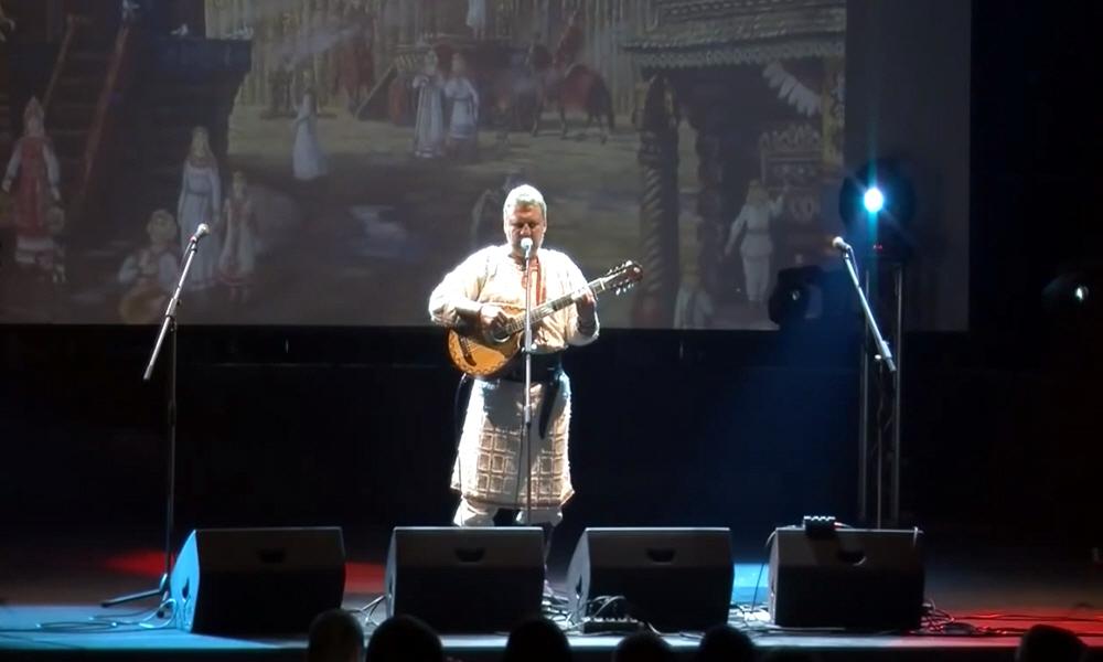 Славянский певец Емелин