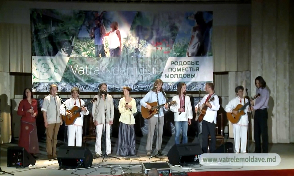 Юбилейный концерт солнечных бардов
