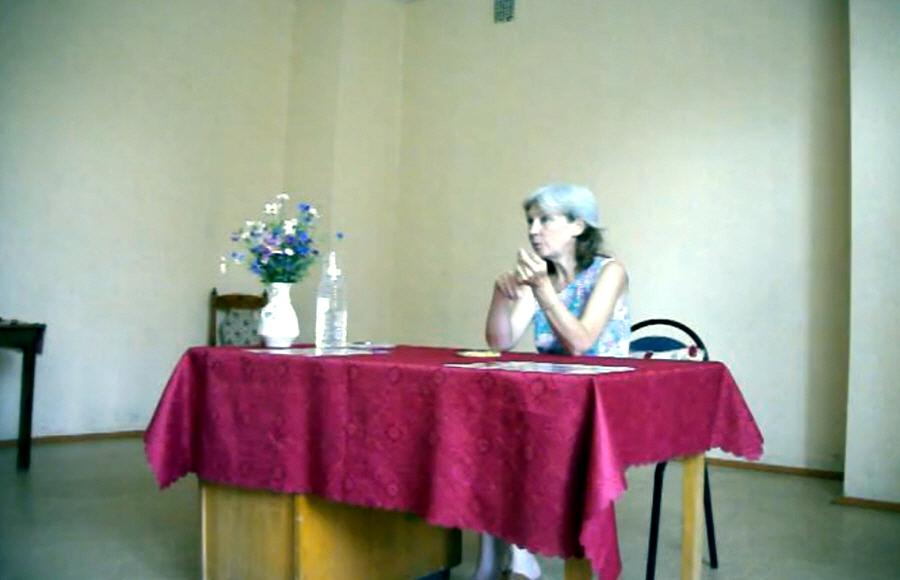 Наталья Неволина из Перми - Ювенальная Юстиция