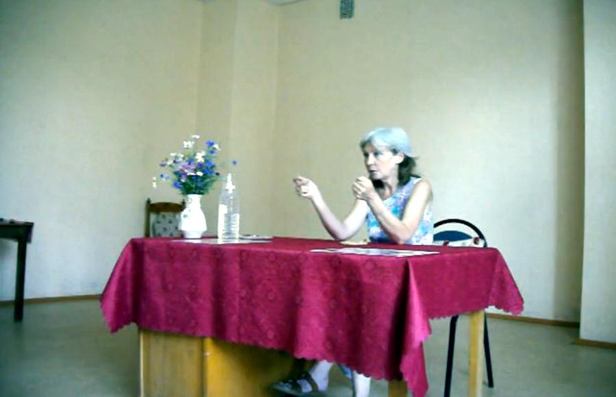 Наталья Неволина о Славянском воспитании