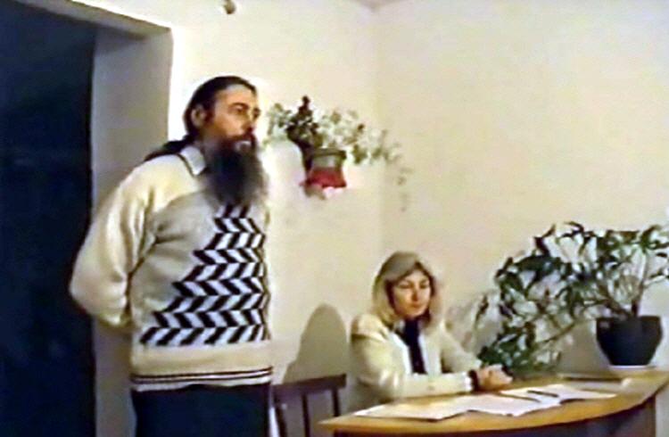 Семинар Натальи Анатольевны Неволиной в 2003 году