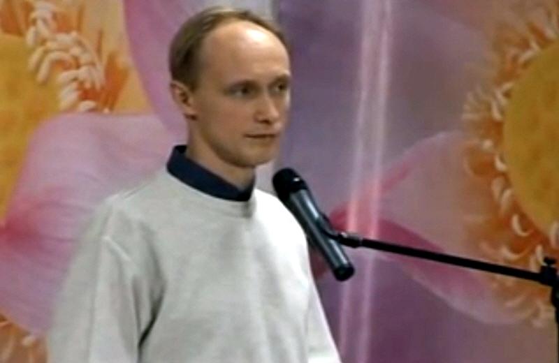 Лекция Олега Гадецкого о Новых Начинаниях в Краснодаре 16 января 2011 года