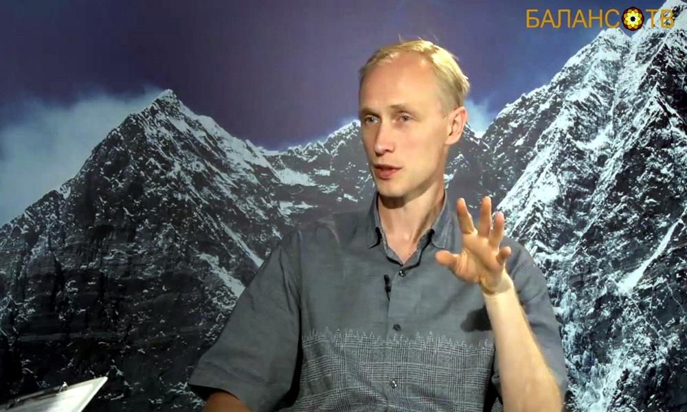 Олег Гадецкий о телегонии на телеканале Баланс-ТВ