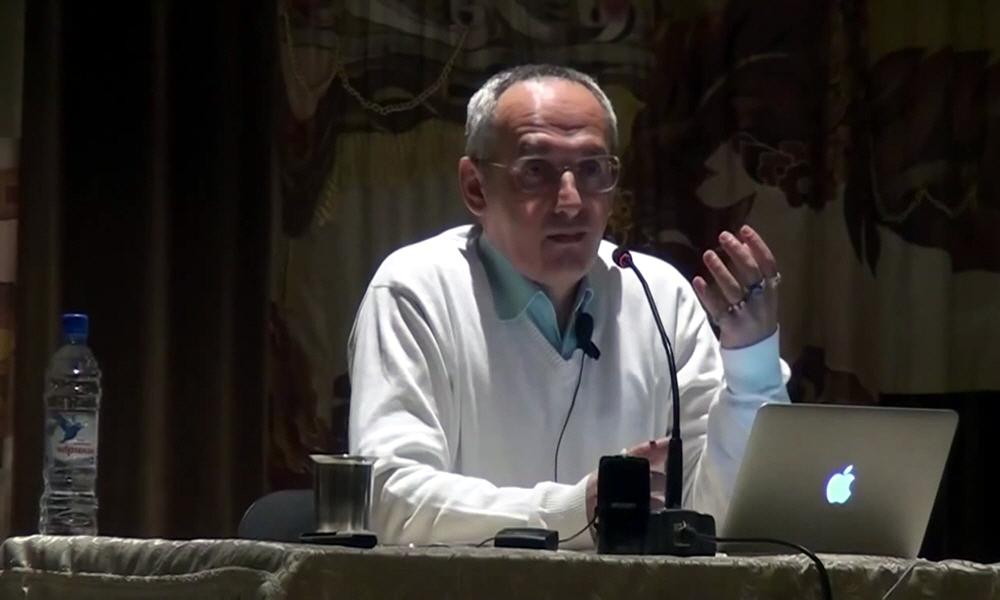 Лекции Олега Геннадьевича Торсунова в Екатеринбурге в декабре 2013 года