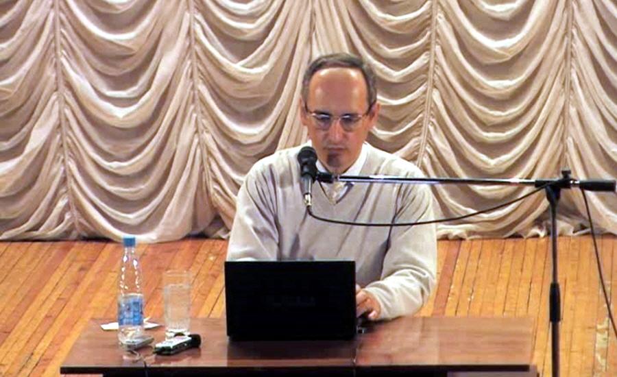 Лекция Олега Торсунова в Омске 1 февраля 2011 года