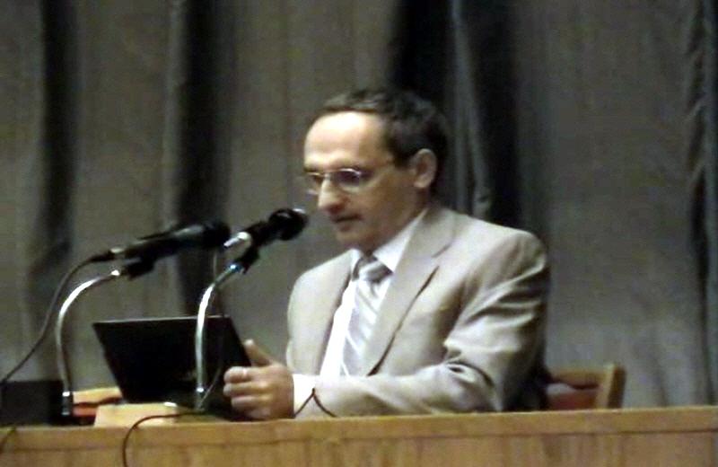 Олег Торсунов в Днепропетровске в 2007 году