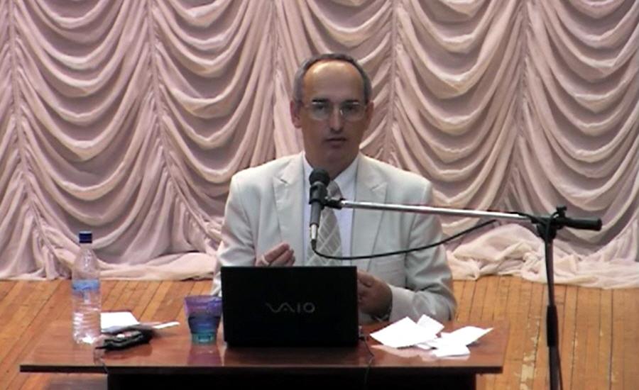 Три лекции Олега Геннадьевича Торсунова в Омске в 2011 году