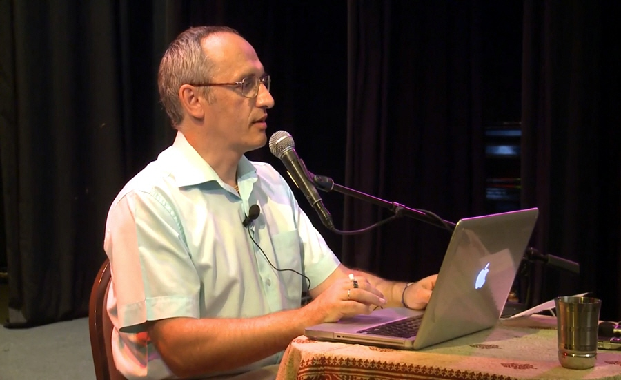 Цикл лекций Олега Торсунова о Счастливой семейной жизни в Риге в 2012 году