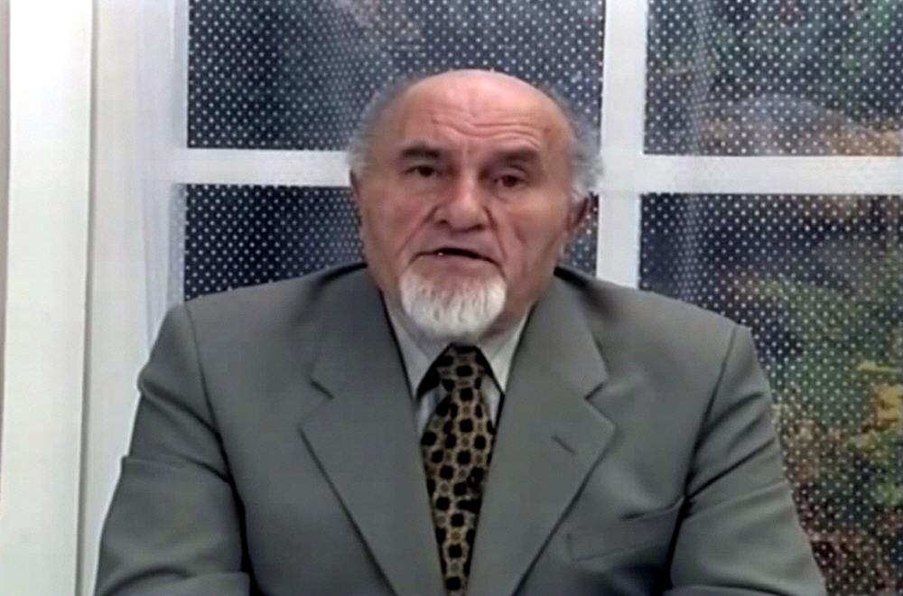 Анатолий Смирнов - ведущий программы Осознание знания