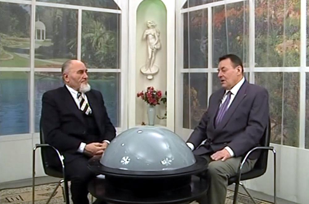 Борис Гладков в программе Осознание знания