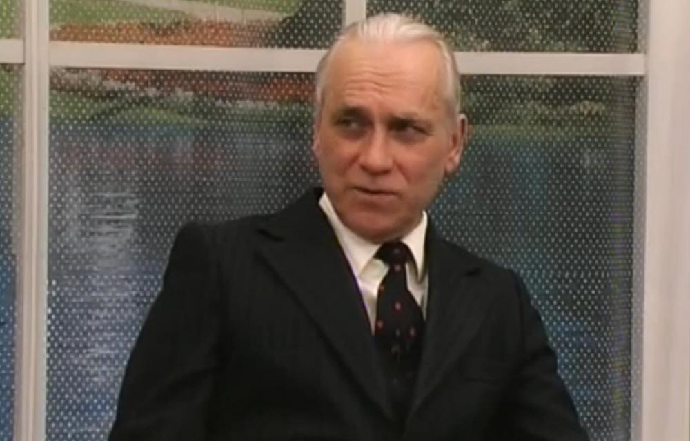 Виктор Смирнов - кандидат технических наук, писатель