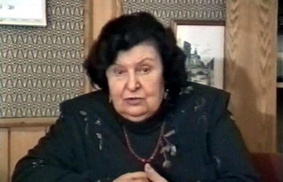 Наталья Бехтерева - нейрофизиолог, доктор медицинских наук, профессор, научный руководитель Института мозга человека РАН