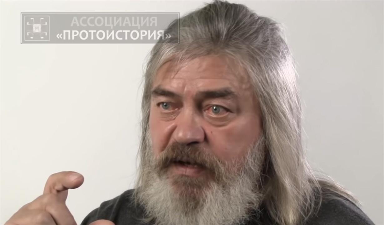 Интервью Сергея Алексеева для ассоциации Протоистория