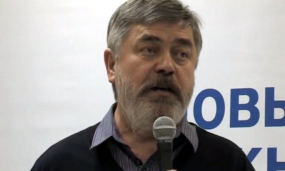 Фонд возрождения русского языка и культуры Сергей Алексеев