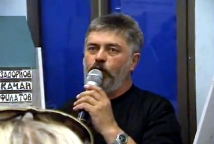 Сергей Алексеев писатель