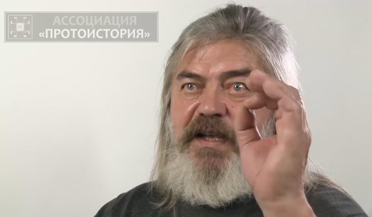 Сергей Алексеев - писатель книг на славянские темы