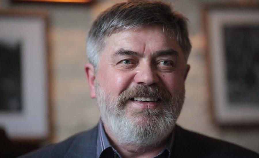 Сергей Трофимович Алексеев автор популярной серии книг Сокровища Валькирии