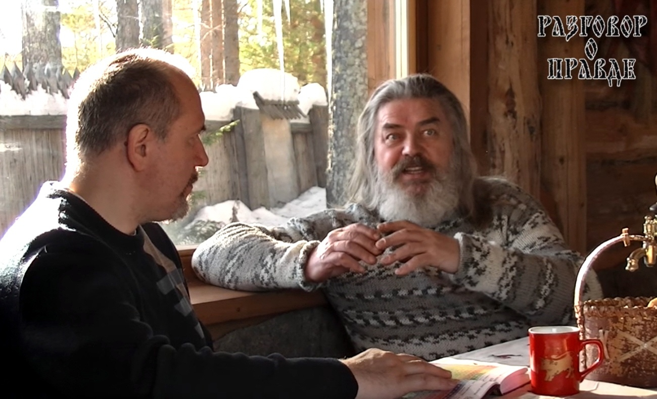 Сказочная жизнь Сергея Алексеева в объятьях Урала