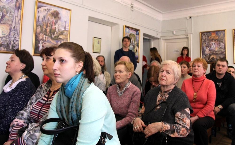Творчество русского художника Александра Угланова