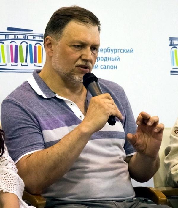 Художник Александр Угланов