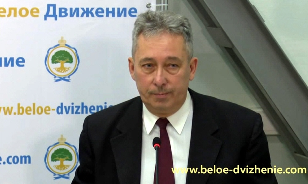 Валентин Игоревич Назаров - доктор технически наук, экономист, профессор Международного Славянского института
