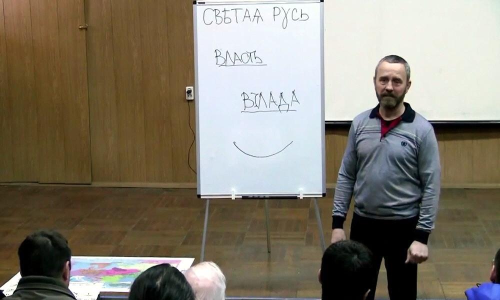 Выступление Сергея Данилова в Волгограде 22 марта 2014 года
