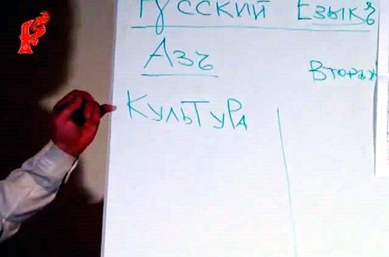 Отделы головного мозга всех людей общаются между собой на русском языке Сергей Данилов