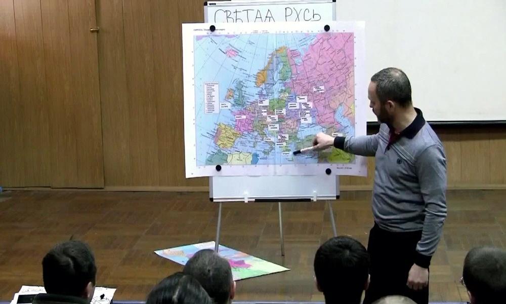 Как будет происходить процесс объединения славянских народов