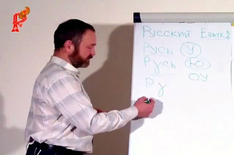 Как и когда убрали образы из русского языка Сергей Данилов