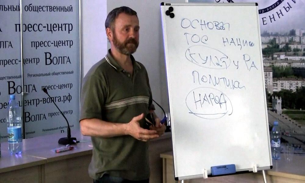 Сергей Данилов в Сталинграде