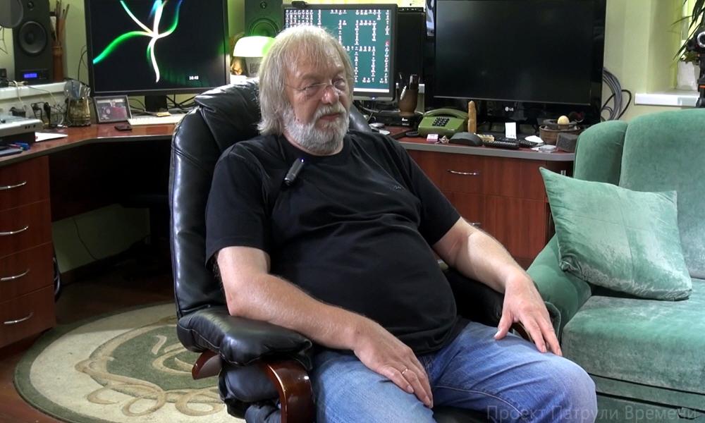 Автор фильма Игры Богов