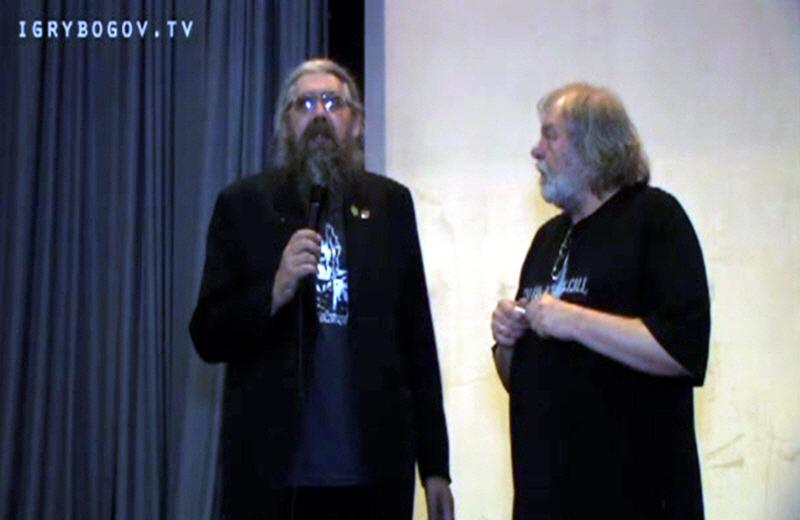 Александр Хиневич и Сергей Стрижак - Возрождение древнерусской культуры