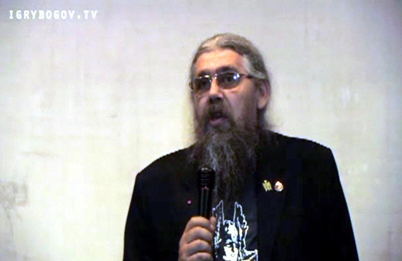 Коловрат Александр Хиневич старовер
