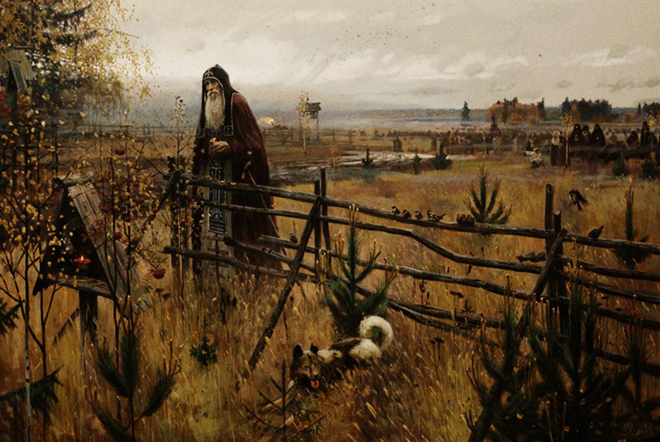 Открытие доступа к силе животворящей благодати с помощью древней практики Исихазм