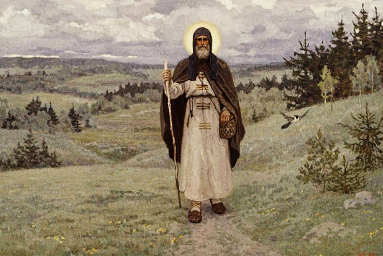 Роль Сергия Радонежского в трансформации христианской церкви на Руси